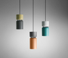 Contemporary Aspen Colorful Pendant Lamp Metal Modern Home Decoration Lighting (4226101)