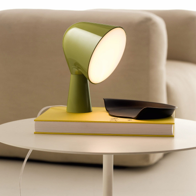 simple style acrylic table lamp