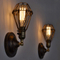 Hot Sale Decorative Wall Lamp Antique Vintage cage Wall Lamps