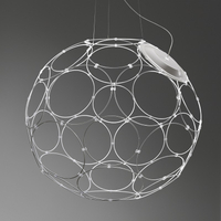 Globular LED Modern Pendant Light Popular Used in Indoor /Hotel /Bar