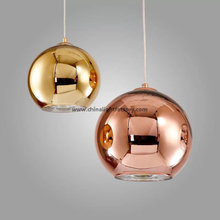Modern Tom Dixon Copper Shade Pendant Lamp glass pendant lighting (4026101)