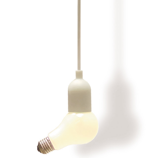 Modern Style Glass Bulb Hanging Lighting