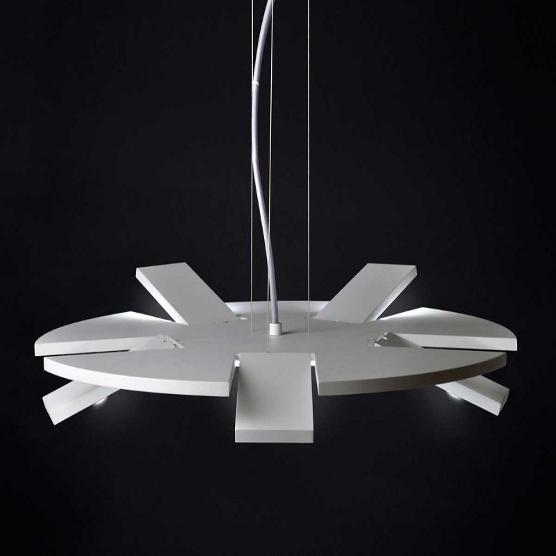 Adjustabled Contemporary Simple Style LED Chandelier for Home Decoration& Hotel Production