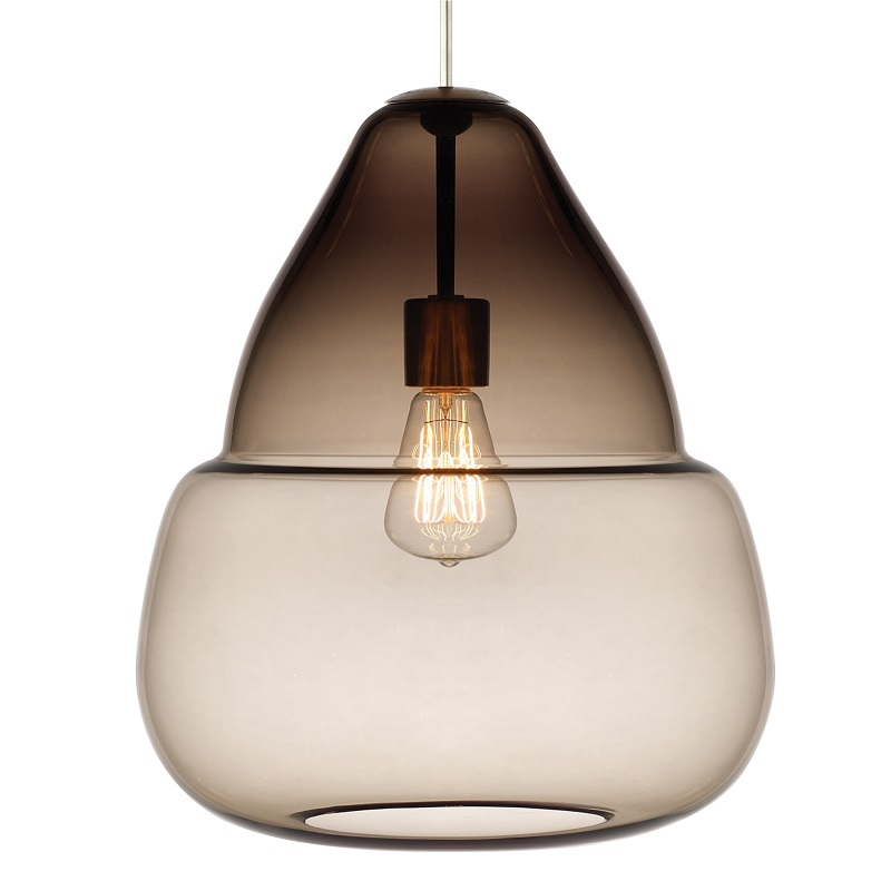 E27 Modern Trend Style Handmade Suspension Glass lamp for Indoor Decoration