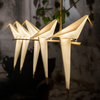 Perch Light, A Beautiful Origami Bird Lamp (2017605)